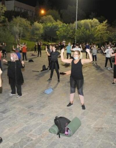 Balçova'da sağlık için spor