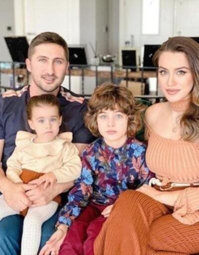 Sabri Sarıoğlu ve Yağmur Sarıoğlu çiftinin üçüncü bebekleri dünyaya geldi