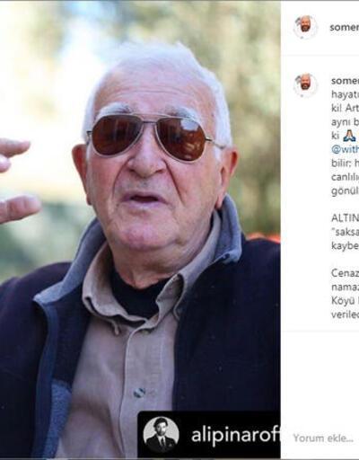 Somer Sivrioğlu'nun acı günü! Sosyal medya hesabından duyurdu