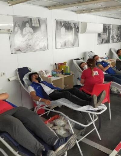 Kırşehir'de kan bağışı kampanyası