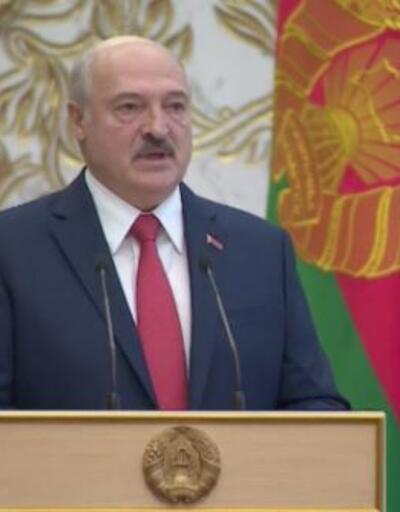 Son Dakika Haberleri: Lukaşenko gizlice yemin etti | Video
