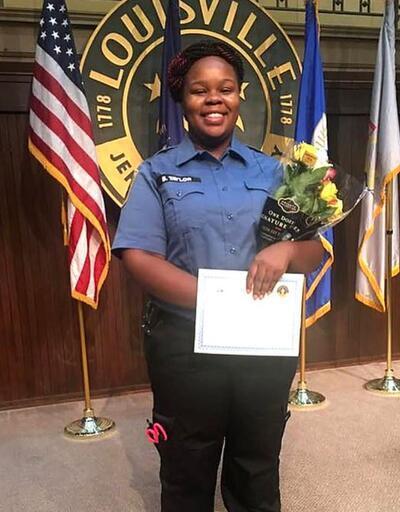 ABD'de polisin öldürdüğü Breonna Taylor davasında karar açıklandı, ortalık karıştı!