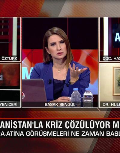 Yunanistan'la kriz çözülüyor mu? Erdoğan Macron'la ne konuştu? Akşener HDP'ye mesaj mı verdi? Akıl Çemberi'nde tartışıldı