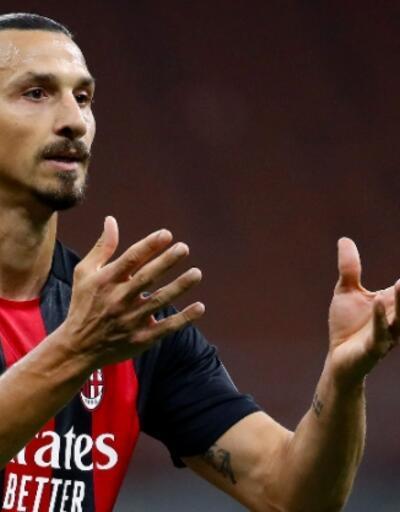 Ibrahimovic'in test sonucu pozitif çıktı
