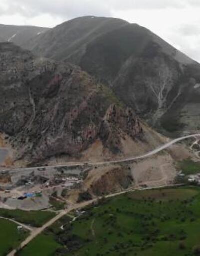 Son dakika .. Kop Dağı Tüneli'nde patlama sonrası göçük meydana geldi