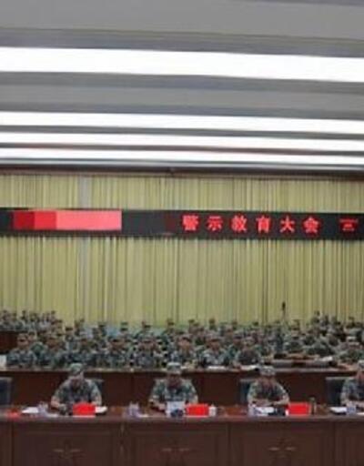 """Son dakika.. Çin ordusunda """"casus asker"""" krizi"""