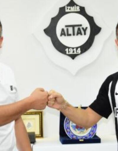 Altay'dan iki transfer