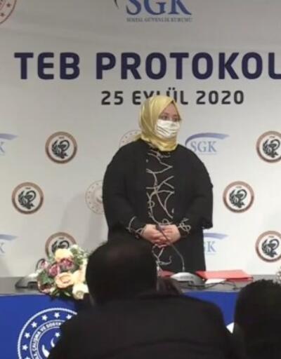SGK ve TEB ilaçta anlaştı   Video