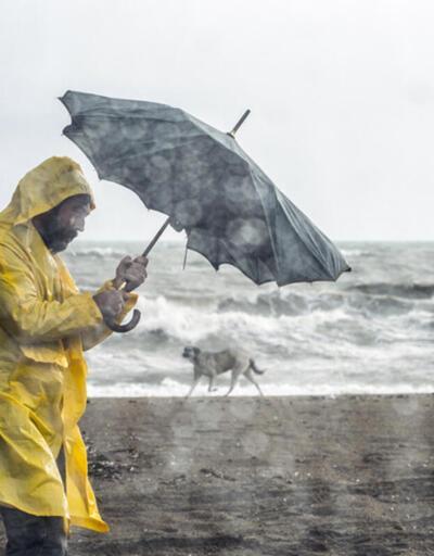 Hava durumu 26 Eylül: Meteoroloji'den kuvvetli rüzgar ve sağanak uyarısı