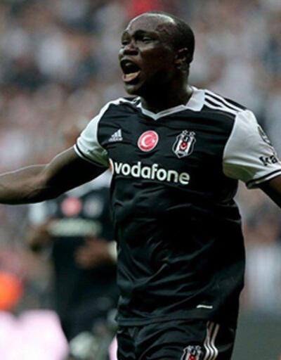 Son dakika... Vincent Aboubakar yeniden Beşiktaş'ta