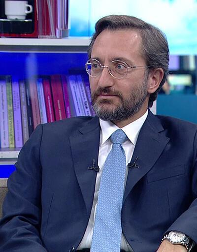 Cumhurbaşkanlığı İletişim Başkanı Fahrettin Altun merak edilen tüm soruları Hafta Sonu'nda yanıtladı