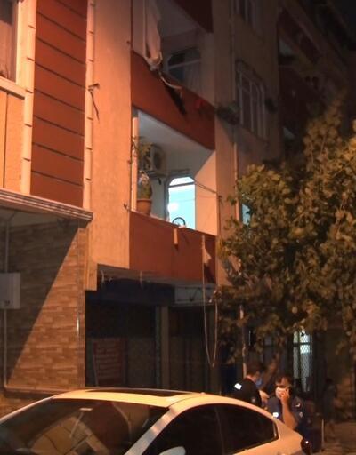 Balkonunda otururken silahlı saldırıya uğradı