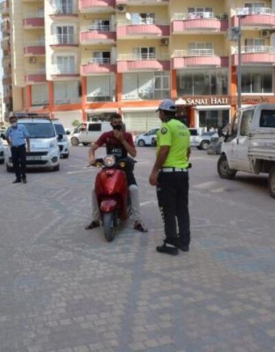 Kızıltepe'de kilim desenli cadde trafiğe açıldı