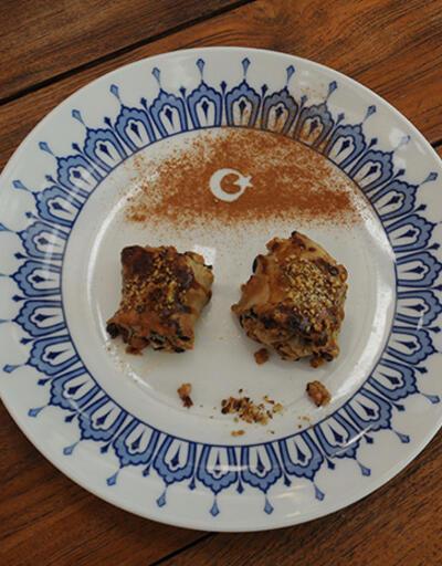 Eskişehir'in geleneksel lezzeti kuru börek