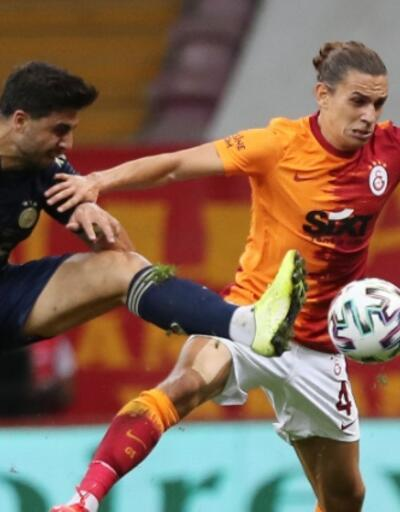 Galatasaray 0-0 Fenerbahçe MAÇ ÖZETİ