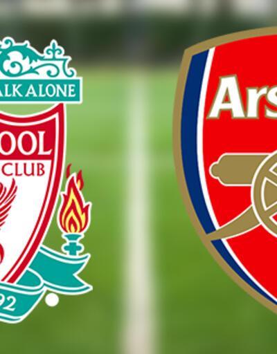 Premier Lig Liverpool Arsenal maçı hangi kanalda, saat kaçta canlı izlenebilecek?