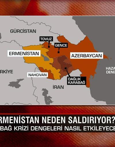 Ermenistan Azerbaycan'a neden şimdi saldırdı? Arkasında kim var? Asıl hedef Türkiye mi? Ne Oluyor?'da tartışıldı