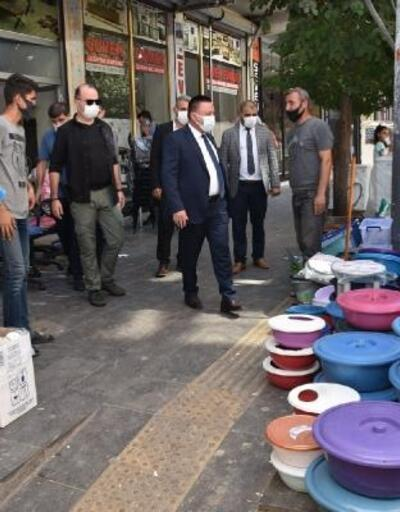 Başkan Beyoğlu, karantinadan sonra vatandaşlarla buluştu