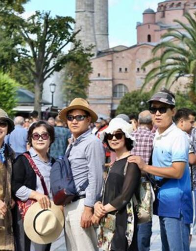 Türkiye, turizmde 8 ayda 9 milyon 271 bin ziyaretçi ağırladı