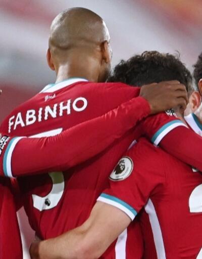Liverpool'dan Arsenal'e 3 gol