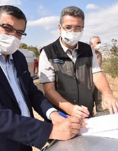 Çan Belediyesi'ne, hayvan barınağı için yer tahsisi yapıldı
