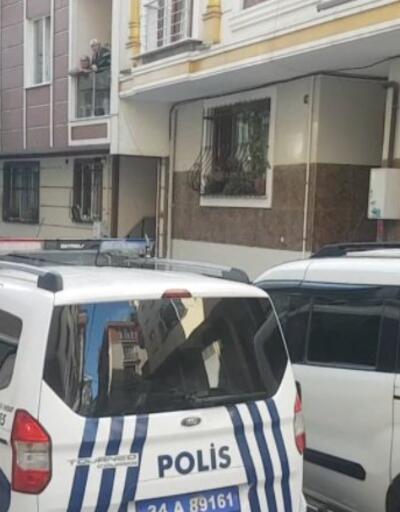 Moğolistanlı kadın pencereye çıkarak yardım istedi