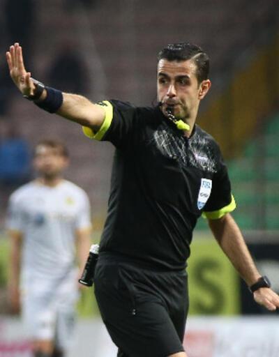 Son dakika... Süper Lig'de 4. hafta hakemleri belli oldu