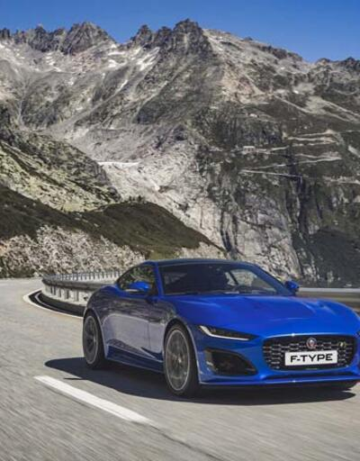 Yeni Jaguar F-TYPE 1.85 milyon TL'den geldi