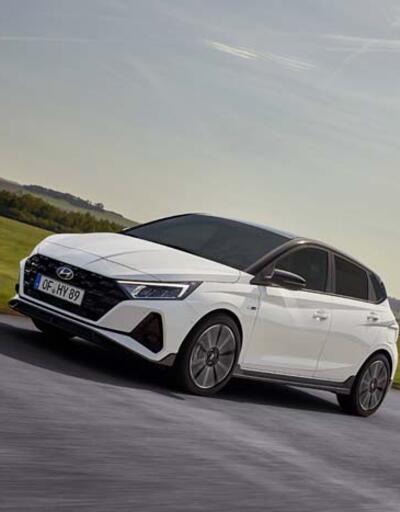 """Hyundai i20'nin """"N"""" serisi üretildi"""