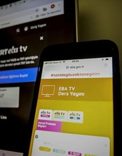 TRT EBA TV ders programı!