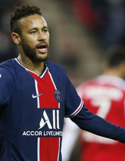 Son dakika... Neymar'a 34 milyon euroluk şok!
