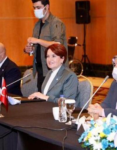 İYİ Parti'nin yeni Başkanlık Divanı belli oldu