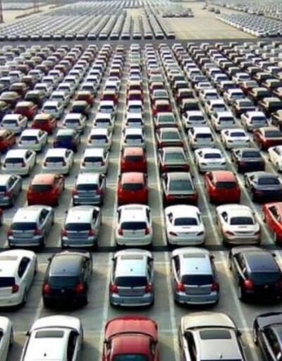 """Araç satışlarında """"eylül"""" rekoru"""