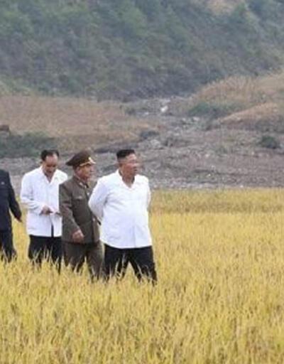 27 Temmuz'dan beri haber alınamıyordu! Kim Jong-Un ile birlikte görüntülendi