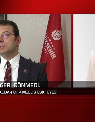 Son Dakika Haberi: CHP Üsküdar'da istifa tartışması