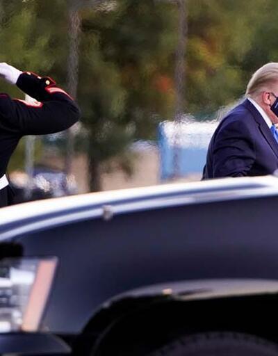 Son dakika haberler... Trump hastaneye kaldırıldı, ABD şokta! Peki şimdi ne olacak?