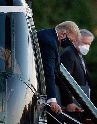 Son Dakika Haberi: Trump hastaneye kaldırıldı