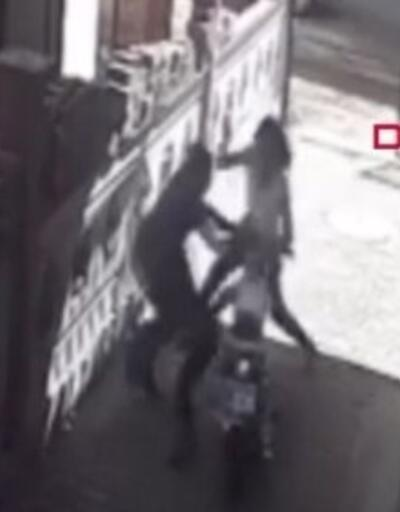 15 yaşındaki genç kız hırsızlara geçit vermedi