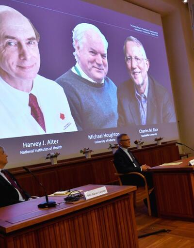 Son dakika... 2020 Nobel Tıp Ödülü sahiplerini buldu