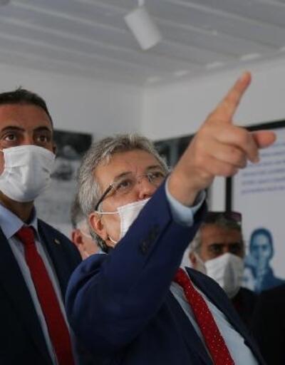 Edremit'te belediye çalışmaları yerinde incelendi