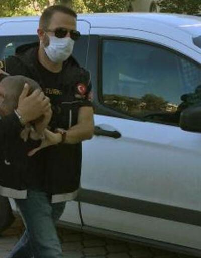 Uyuşturcu madde ile yakalanan muavin tutuklandı