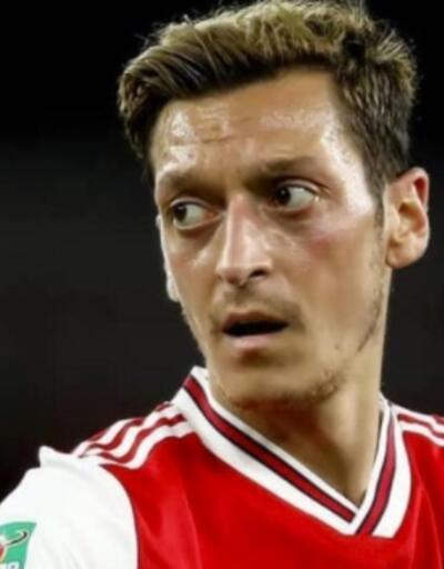 Mesut Özil kadroya alınmadı
