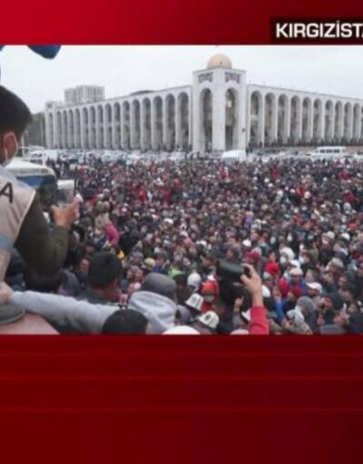Özel haber... Kırgızistan'da son durum ne? Türkiye'nin Bişkek Büyükelçisi canlı yayında anlattı