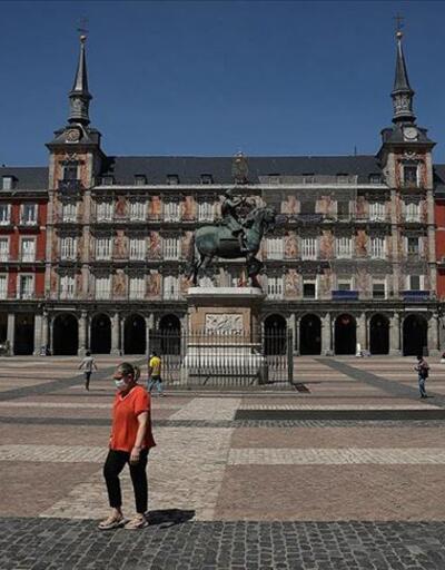 Madrid özerk yönetiminde korona sebebiyle OHAL ilan edildi