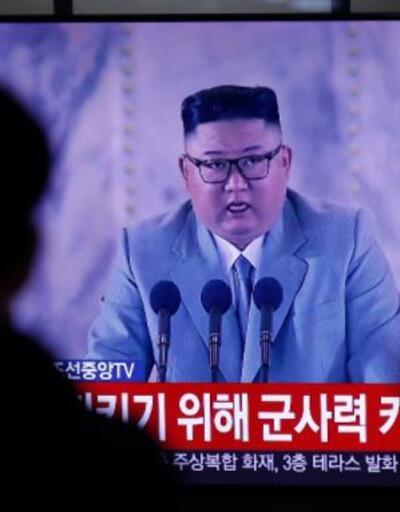 Kuzey Kore'den gövde gösterisi