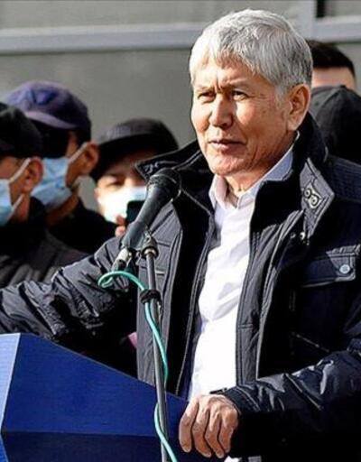 Atambayev gözaltına alındı