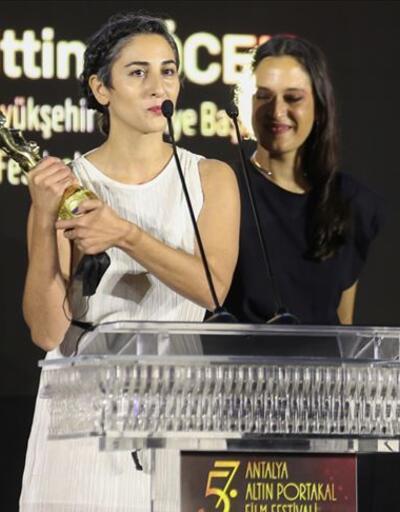 57. Antalya Altın Portakal Film Festivali'nde ödüller sahiplerini buldu | Video