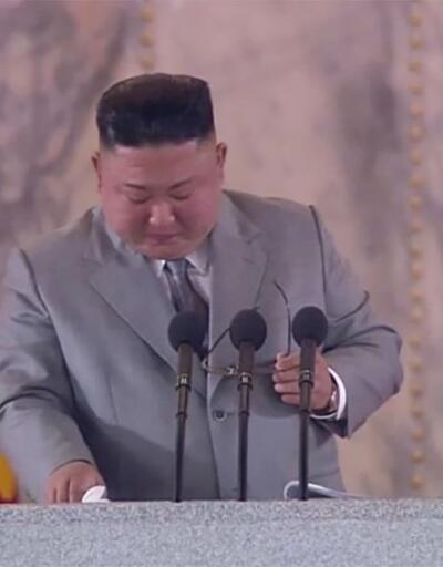 Kuzey Kore lideri Kim Jong-un, ağlayarak halktan özür diledi