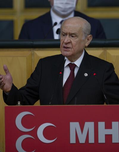 Son dakika... Bahçeli'den Kılıçdaroğlu'na seçim cevabı | Video