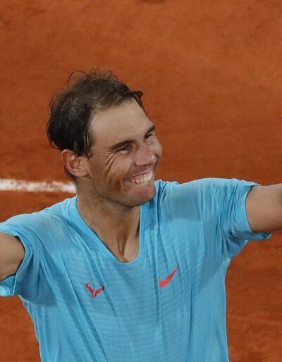 Rafael Nadal'a liyakat nişanı